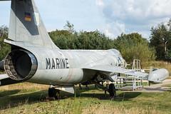 "Lockheed F-104G ""Starfighter"" (grasso.gino) Tags: aeronauticum nordholz flugzeug aircraft nikon d5200 jet starfighter lockheed f104g"