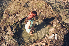 Angel in a Reef Hole (Susi Supertramp) Tags: bali indonesia travel sunshine summer palmtrees indo asia surfing surfergirl dreaming dreamer daydreamer traveler earthling oceanlover lover lovemore staygolden photography photographymatters nature beach beachlife seaside ocean