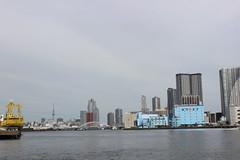Bootsfahrt nach Asakusa