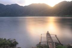 Lake Holon (Dante Maq) Tags: lake holon beautiful nature green lovely sunrise boat philippines mindanao southcotabato nikon d700 24mmf28d landscape long exposure
