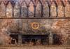 Fading altar (rachelkirk) Tags: church belfast northbelfast abandoned urbex architecture conservation altar religion