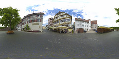 (360x180) Ulm, Germany 3 (Andriy Golovnya (redscorp)) Tags: ulm badenwuerttemberg badenwurttemberg germany oldcity historic landmark architecture building cityscape town city urban panorama equiretangular spherical photosphere 360x180 360 360panorama 360degrees virtualtour tour travel virtualreality vroutside outdors exterior