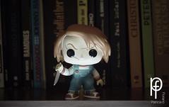 Chucky (-Patt-) Tags: toys collection juguetes figurasdeaccin actionfigures funko funkopop pop terror horror horrormovies badboys childsplay elmuecodiablico elestranguladordelakeshore charlesleeray goodguy