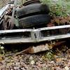 DSC_0436 v2 (collations) Tags: ontario mcleansautowreckers autowreckers wreckers automobiles autos abandoned rockwood derelict junkyards autograveyards carcemeteries