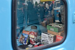 2016-10-02: Window Shopping (psyxjaw) Tags: london londonist vintage festival classic car boot sale classiccar kingscross shopping lewiscubitsquare