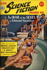 Avon Books - Donald A. Wollheim - Avon Science Fiction Reader No 1 (swallace99) Tags: avon vintage 50s sciencefiction scifi sf digest paperback