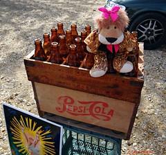 I like beer !!! A Leoncia le gusta la cerveza !!! (Caty V. mazarias antoranz) Tags: amigos bromas descanso demadridalcielo espaa extrao findesemana friends greetings hola happyday humor hello happyweekend hi ilovemadrid inspain jugandoconlafotografa juegos jugar kisses weekend libertad leoncia leonie muecos noalaviolencia risas reflejos spain saludos tolerancia multicolor vida