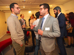 20-10-16 Cross Chamber Young Professionals Networking Night IV - PA200182
