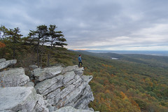 Annapolis Rock (sfldp) Tags: annapolisrock westvirginia maryland appalachiantrail hiking fall autumn colors leaves rock overlook scenic explore adventure
