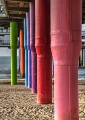 Scheveningse Pier     --HDR-- (Frank Berbers) Tags: scheveningsepier scheveningen zuidholland 2016 hdr highdynamicrange imageriegrandegammedynamique pier nederland niederlande netherlands paysbas bouwwerk building gebude immeuble