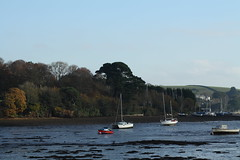 Penryn Quay, Cornwall, (cazzycoffeegirl) Tags: penryn quay boats