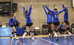 Blue Wins (Danny VB) Tags: volleyball women montreal sports action carabins carabinsdemontreal autumn fall october vertetor indoorvolleyball university womenuniversityvolleyball canon 6d ef70200mmf28lisiiusm québec canada dannyboy