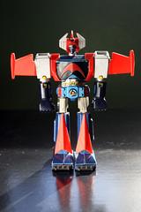 Die-Cast Metal Dangard-A (Popy/Mattel 1970's) (Donald Deveau) Tags: shogunwarriors popy mattel toys vintagetoy japanesetoy japanesecharacter robot anime chogokin diecast metal actionfigure