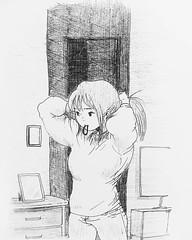TGIF comes again! @iohohoh '하나의 신나는 일상생활' 이모티콘 판매중 Kakaotalk : https://goo.gl/3LJ92u LINE : http://goo.gl/j5rKnW #iohohoh #inktober #vscocam #vsco #일러스트 #art #line #illustration #illustrator #design #instadaily #drawing #draw #artwork #artist #アートワーク #イラス (iohohoh) Tags: instagramapp square squareformat iphoneography uploaded:by=instagram inkwell instagram app format vsco vscocam girl illustration illust ilustracion drawing draw draws drawings art artist iohohoh artwork design cute beauty day アートワーク イラストレーション イラスト ドローイング デザイン デイリー photooftheday 일러스트레이션 드로잉 그림 manga comic style 소녀 inktober pen colour colours marker ink paper 만화 소묘 스케치 shade stylish beautiful 일러스트 daily illustrator instadaily 삽화 home inside line