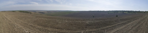 Panorama of the fields, 12.10.2014.