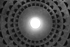 Pantheon (Silvia Striano) Tags: pantheon rome roma italy italia light shadows architecture architettura beauty perfection perspective prospettiva sky