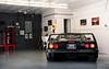 Black. (Alex Penfold) Tags: ferrari f40 supercars supercar super car cars autos black america la los angeles gto engineering alex penfold 2016