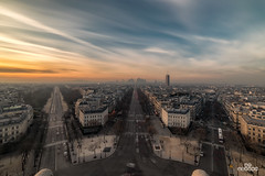 Pic de Pollution (brenac photography) Tags: brenac d810 france nikond810 brenacphotography nikon wow paris ledefrance fr arcdetriomphe