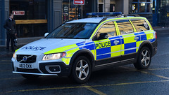 AE13CKX (Cobalt271) Tags: ae13ckx northumbria police volvo xc70 d5 arv proud to protect livery