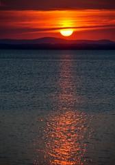 Natura minimalista (giorgiorodano46) Tags: settembre2016 september 2016 giorgiorodano trasimeno tramonto sunset lago lake umbria italy passignano