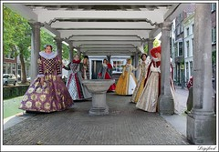 Digifred_Gouda_2016__9143 (Digifred.) Tags: gouda zottezaterdag digifred 2016 portret portrait costume beauty people pentaxk3 narren troubadours nederland netherlands holland