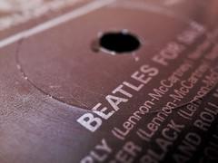 For Sale (Rod Anzaldua) Tags: beatles macro mondays macromondays lp music record moment