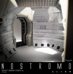NOSTROMO-MOTHER-CHAMBER-41 (sith_fire30) Tags: alien covenant nostromo prometheus isolation torrens sulaco aliens xenomorph giger ridley scott scratchbuilding diorama miniature scale muthur6000 mother computer weyland yutani art sculpture custom action figure aves fixit styrene dayton allen sithfire30