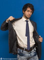 Emanuel (Tamara L. Leguizamón) Tags: emanuel traje azul retrato personas
