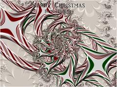 Christmas 2016 (Ross Hilbert) Tags: fractalsciencekit fractalgenerator fractalsoftware fractalapplication fractalart algorithmicart generativeart computerart mathart digitalart abstractart fractal chaos art mandelbrotset juliaset mandelbrot julia orbittrap holiday merrychristmas christmas sculpture spiral candycane