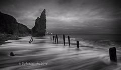 Chemical Beach (baldridge1271) Tags: seascape seaham landscape longexposure bphotographyuk mono sony northeast england coast durham