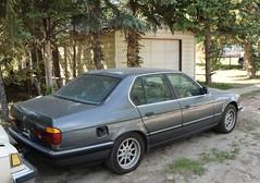 BMW 735i (D70) Tags: chaplin saskatchewan canada bmw 735i