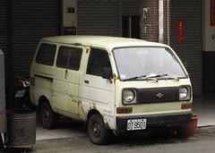 CMC Mitsubishi Minicab 700 (rvandermaar) Tags: cmc mitsubishi minicab 700 l100 mitsubishiminicab mitsubishil100