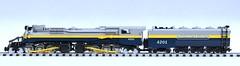 The Little Guy (Sunder_59) Tags: lego mecabricks moc blender3d render train transport steam rail locomotive vehicle