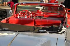 Inside (*SIN CITY*) Tags: interior ford holden chev buick coolangatta coolyrockson car vehicle seat hotrod model dash mustang camaro fastback tbucket queensland australia aussie steeringwheel charger cadillac americancarsinaustralia