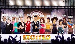 Excited: Love, Career and Fame (Chrislan Treasure) Tags: love career fame