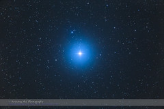 Polaris, the North Star (Telescopic View) (Amazing Sky Photography) Tags: alphaursaminoris northstar polaris polestar ursaminor brightstar
