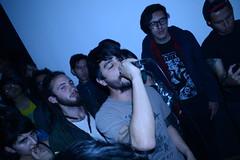 INCENDIARIAT (Stupid Punx) Tags: incendiariat incendiary emo postmetal skramz screamo bogota colombia concert concierto rattrap corriendo