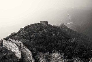 Take a walk on the great wall