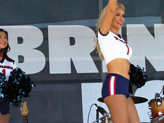 IMG_6879 (grooverman) Tags: houston texans cheerleaders nfl football game nrg stadium texas 2016 budweiser plaza nice sexy legs stomach canon powershot sx530