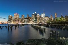 Manhattan Blue Hour (elliott845) Tags: newyorkcity thebigapple newyork bluehour thebluehour cityscape