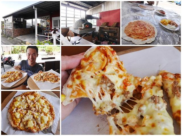 宜蘭美食.羅東安平窯烤披薩.親子餐廳.diypage