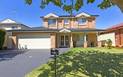 18 Cascade Avenue, Glenmore Park NSW 2745