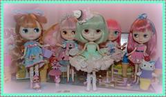 Arabella Sugar Plum Fairy visited everyone in Candy Wonderland