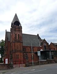 Sherwood Greenlaw (Bricheno) Tags: church scotland escocia steeple spire paisley szkocja schottland scozia cosse churchofscotland  esccia   bricheno scoia sherwoodgreenlaw