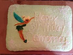 Tinkerball Cake by Meredith, Triad Area, NC, www.birthdaycakes4free.com