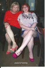 13 Josie & Tammy @ Shannons Augusta Ga 07142013-11 (Josie Augusta) Tags: friends georgia highheels josie augusta shannons