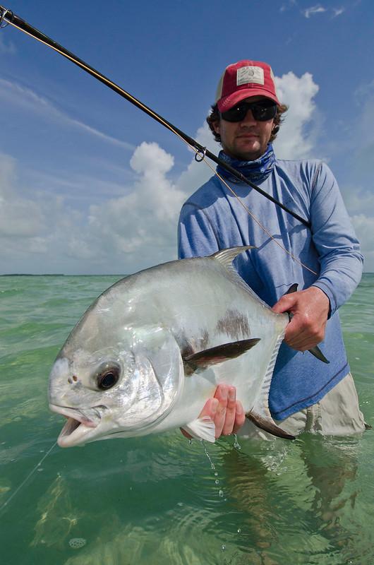 Permit casa blanca fly fishing for Fishing permit ca