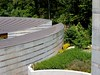 Architect, Moshe Safdie (Boston, MA) (harvobro) Tags: trip sculpture art museum architecture landscape arkansas grounds bentonville americanart architectmoshesafdie walmartfunded