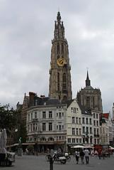 Onze Lieve Vrouwe Kathedraal / Antwerpen (rob4xs) Tags: church belgium belgi iglesia kirche antwerp kerk eglise antwerpen flanders vlaanderen onzelievevrouwekathedraal