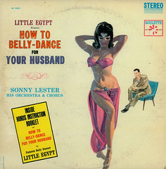 How To Belly Dance For Your Husband (Jim Ed Blanchard) Tags: sexy girl illustration vintage weird store dance funny little album vinyl egypt husband cheesecake belly novelty jacket thrift cover ugly lp record how sonny lester sleeve kooky